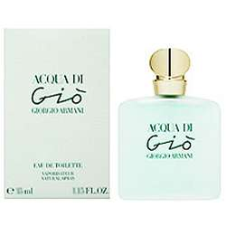 Perfume for women by Giorgio Armani